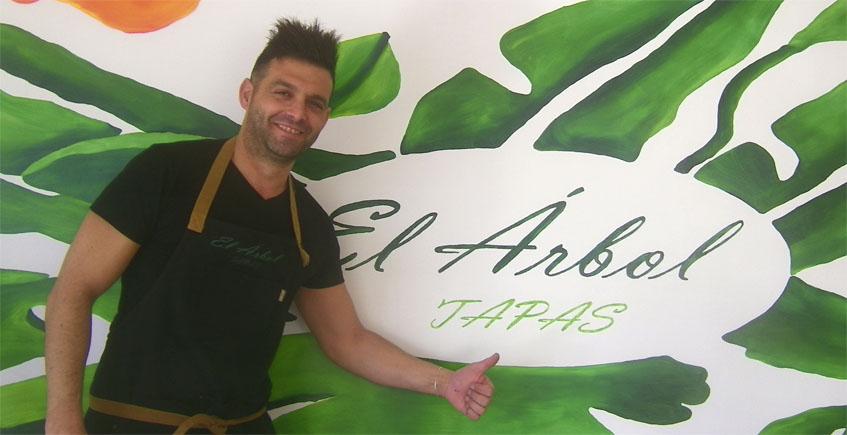 El árbol tapas abre en La Barrosa de Chiclana