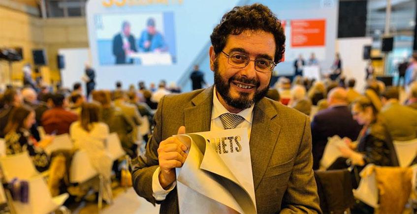 Cosasdecome recibe el premio de mejor medio de comunicación de 2018 en el salón del Gourmet de Madrid