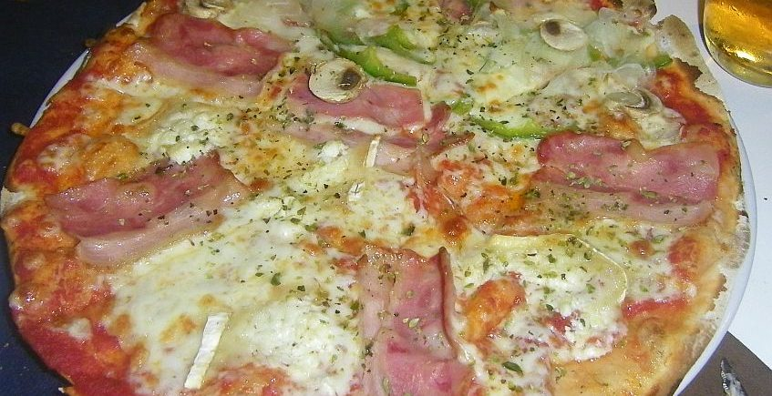 Las pizzas de La Cobijá