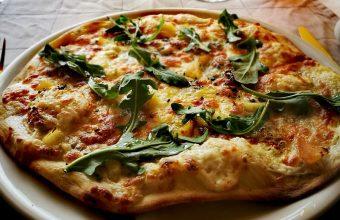 Las pizzas de Il Bacio de Chiclana