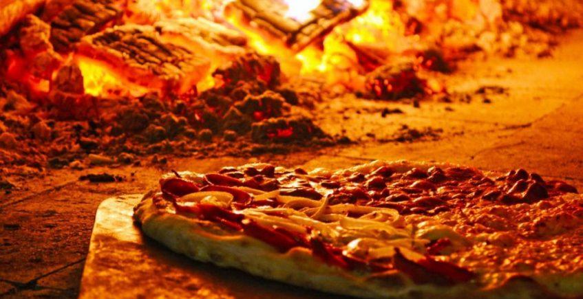 Las pizzas de Il Forno de La Muela