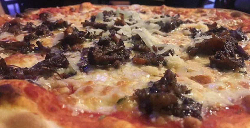 Las pizzas 'de campeonato' de Uluwutu