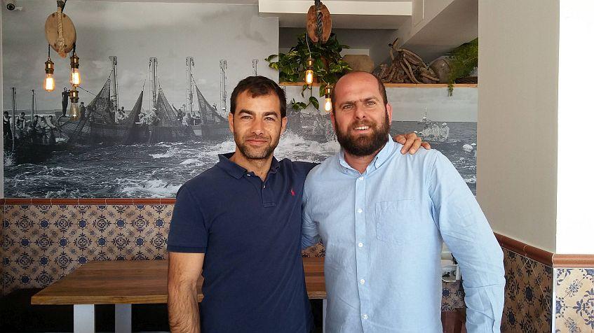 José Manuel Cifuentes y Pepe Moreno.