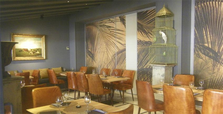 El Hotel Jerez abre AQ 35, un restaurante que toca todos los palos