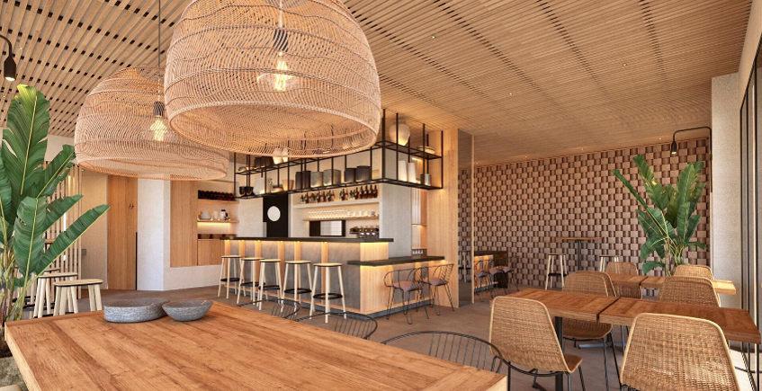 El cocinero Juan Viu abrirá su restaurante en el paseo marítimo de Barbate el lunes 27 de mayo