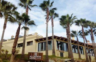 El hotel La Alcaidesa donde estará situado temporalmente el restaurante Willy de Palmones. Foto: Cedida por el establecimiento