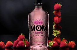 MOM Love, la ginebra rosa de González Byass