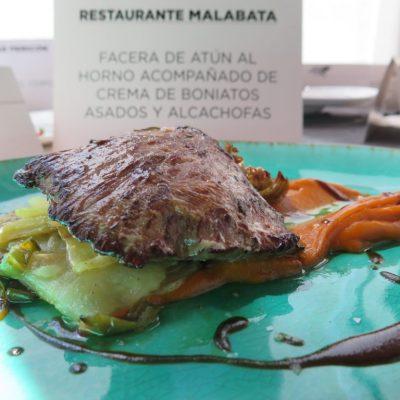Facera de atún de Malabata. Foto: CosasDeComé