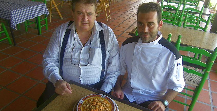 El Clúster Turístico Destino Jerez premia al Bodegón Rociero La Blanca Paloma