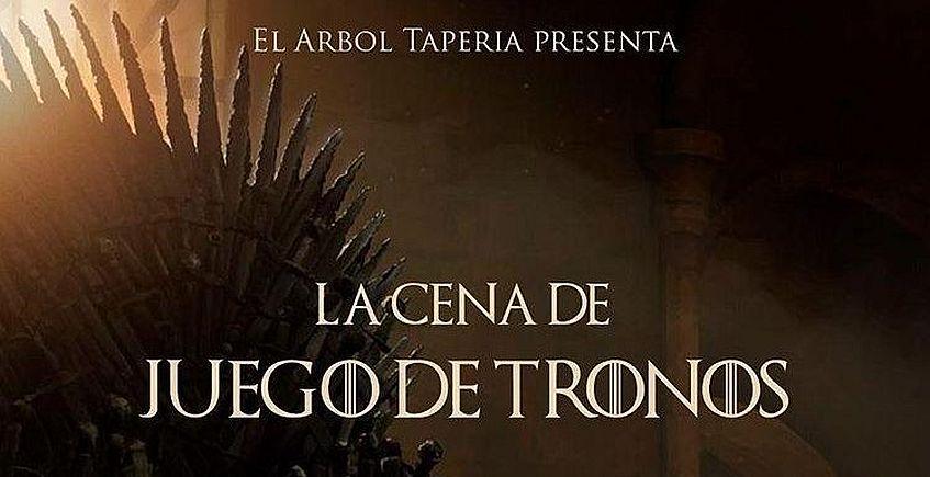 Una tapería de Algeciras ofrecerá una comida inspirada en Juego de Tronos