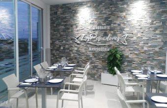 Los langostinos de estero del restaurante Los Pescadores