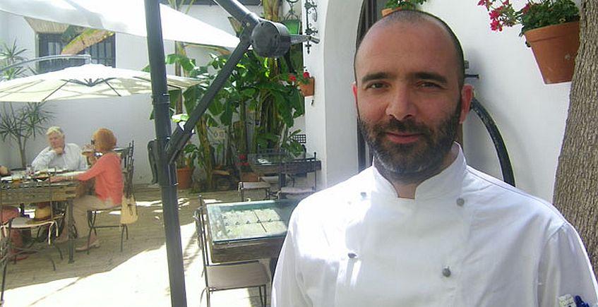 José Luis Fernández Tallafigo, el cocinero que le sacó los lomos a las pijotas