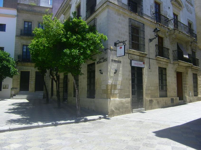 Este es el nuevo local que ocupará La Frontera de Jerez. Foto: Cosasdecome