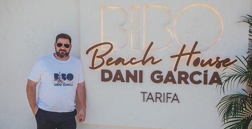 El chef Dani García desembarca con BiBo en Tarifa