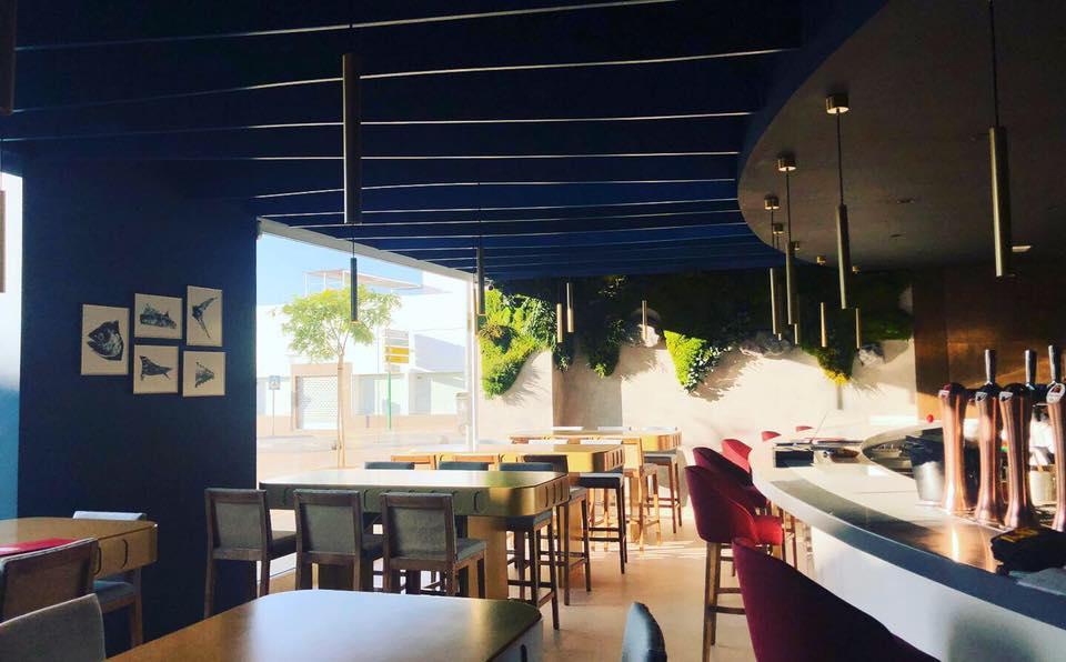 El interior del local. Fotos de Mauro Barreiro.