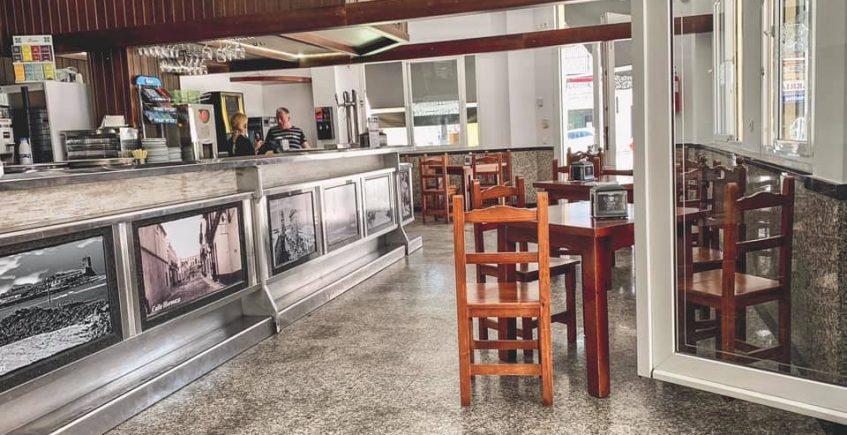 Restaurante de tapas Los Cristales