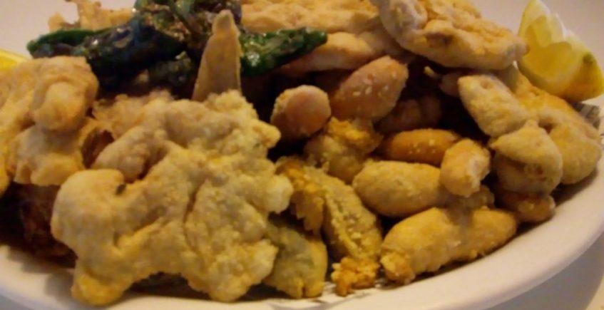 Casa La Titi recupera el surtidito de pescado y presenta un arroz de autor con acelgas... y ortiguillas