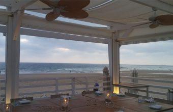 Así es Duna Beach, el chiringuito del Gran Meliá Sancti Petri