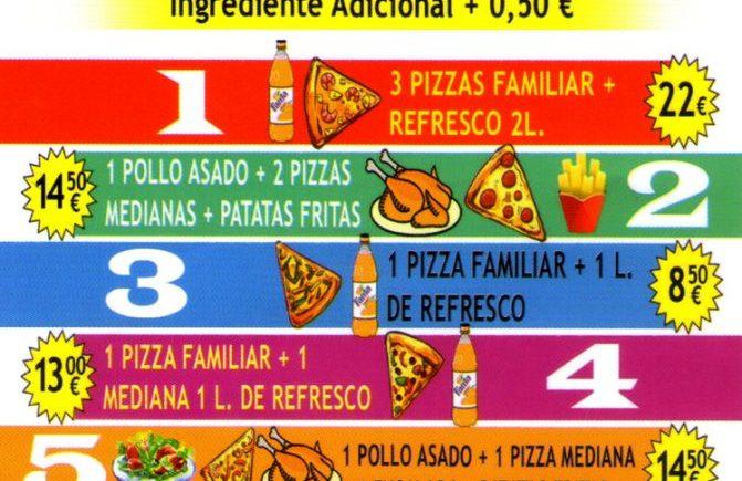 Pizzeria el almendral 3