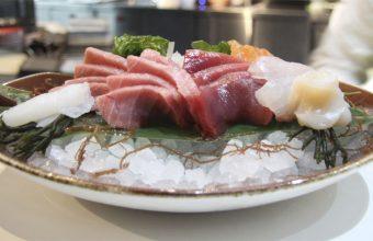 Plato de sashimi de Yoko. Foto: Cedida por el establecimiento