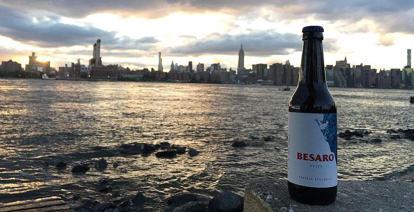 En traspaso la marca de cerveza Besaro y su fábrica