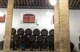 Urium crea una bodega de manzanilla en Sanlúcar