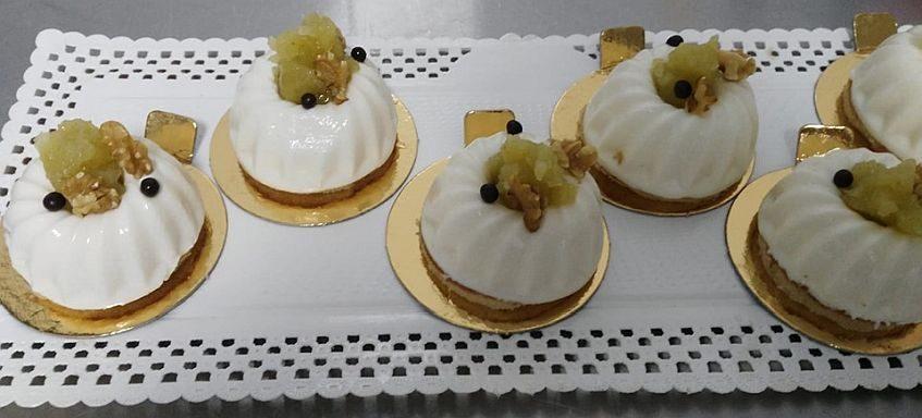 Una pastelería con sello propio