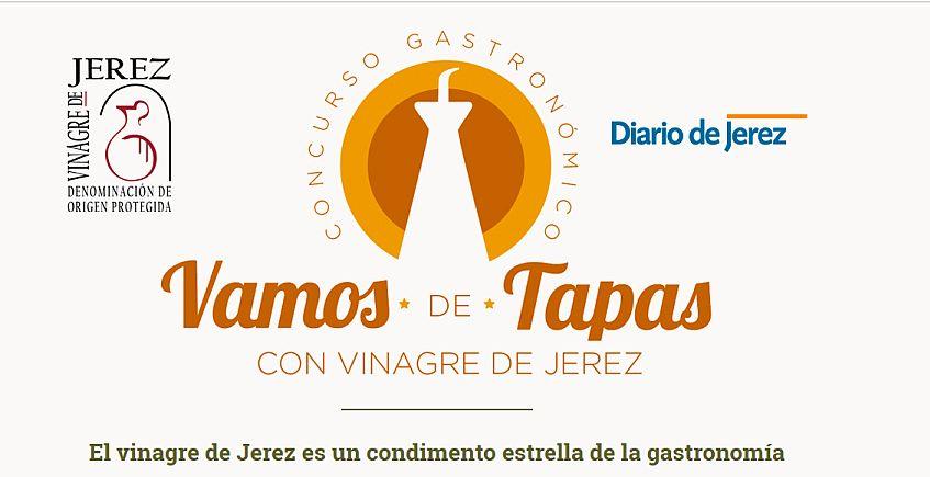 Concurso Vamos de tapas para celebrar el aniversario del vinagre de Jerez