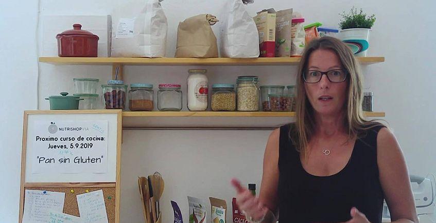 Nutrishop Vía comienza a impartir cursos de cocina para una vida saludable en Medina