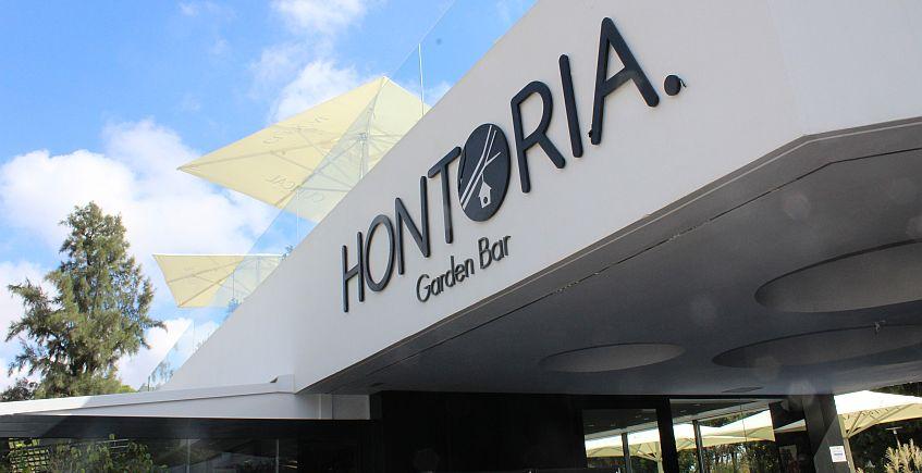 La carta completa de Hontoria Garden de Jerez