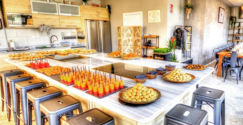 Talleres de cocina en septiembre de Helena's Kitchen de Tarifa