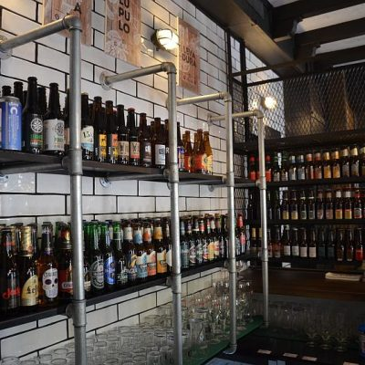 Muchas cervezas. Todas las fotos han sido cedidas por el establecimiento.