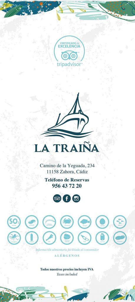 ok Carta La Trainna 6