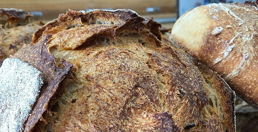 La Cremita elabora un pan de tortilla de patatas (con cebolla)