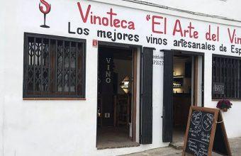 Vinoteca El Arte del Vino