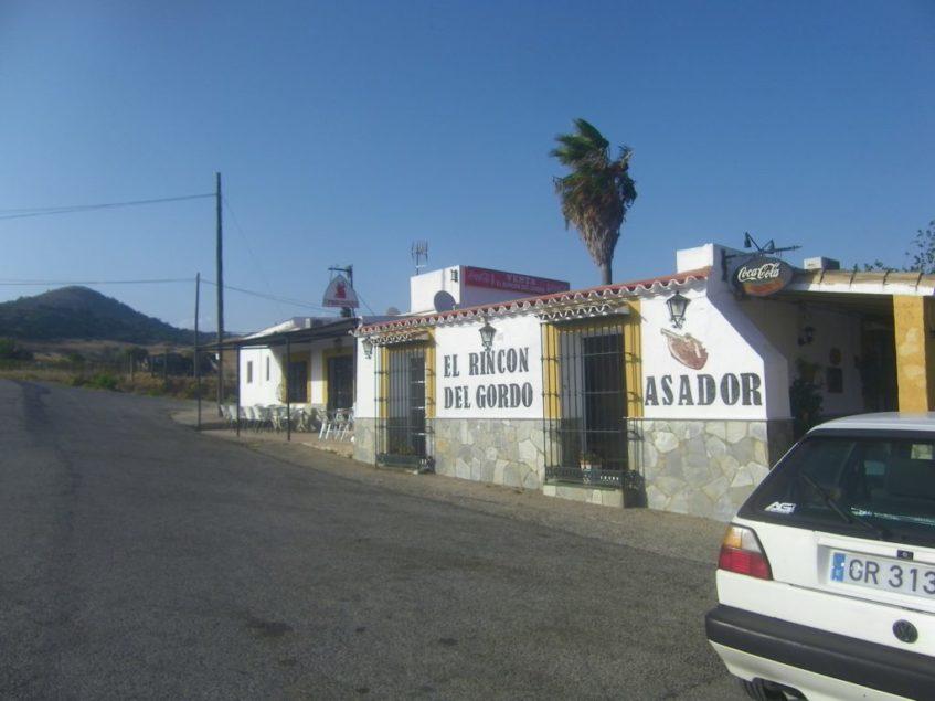 El nuevo Rincón del Gordo se encuentra en una venta de carretera en Medina Sidonia. Foto: CosasDeComé.