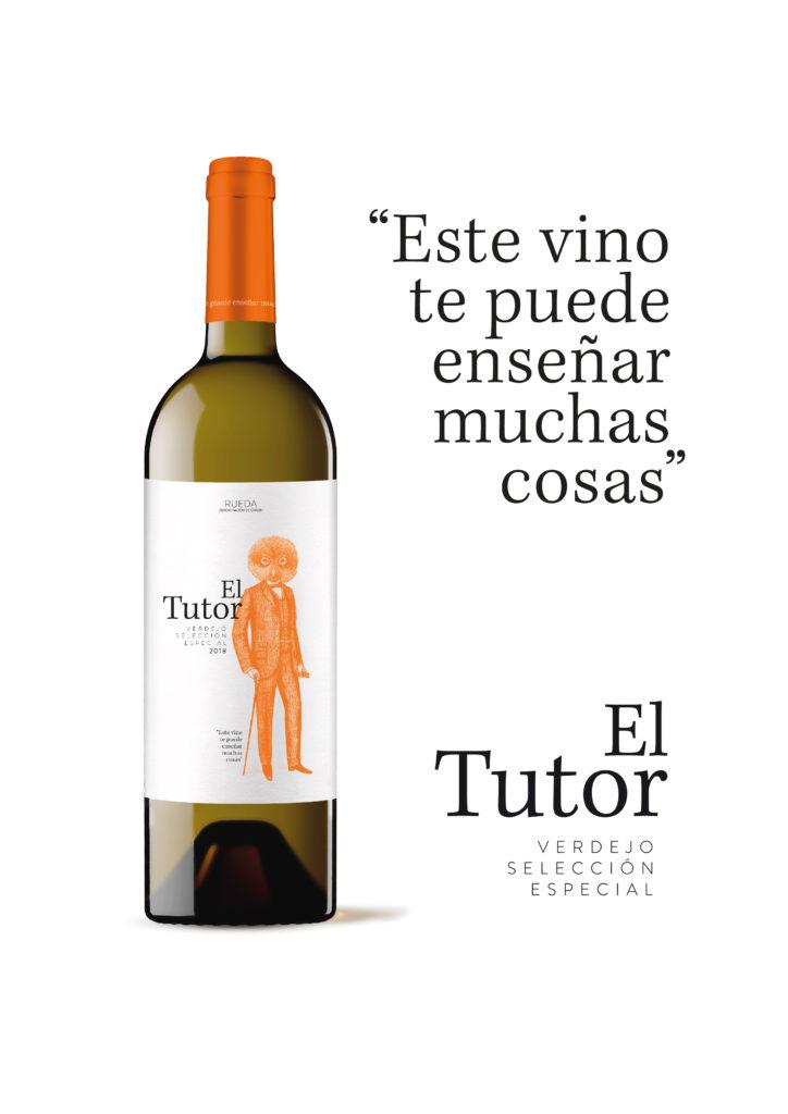 Imagen del nuevo vino de bodegas Estévez. Foto cedida por el grupo.