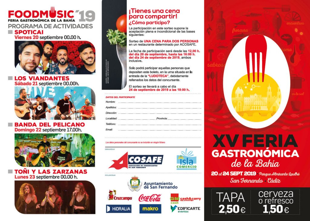 Feria tapa San Fernando 2