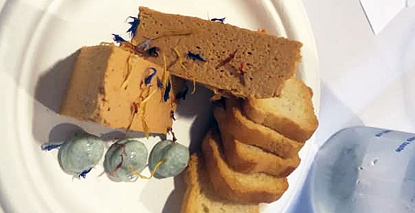 De Javier Tapería, premio a la mejor tapa de la feria gastronómica de la Bahía de San Fernando