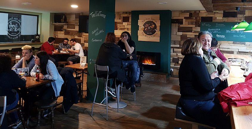 The Fox Tavern & The Witch Coffe se convertirá en el restaurante de las salinas de San Vicente