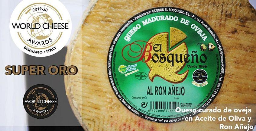 Cádiz consigue 41 premios en el concurso internacional de quesos World Cheese Awards