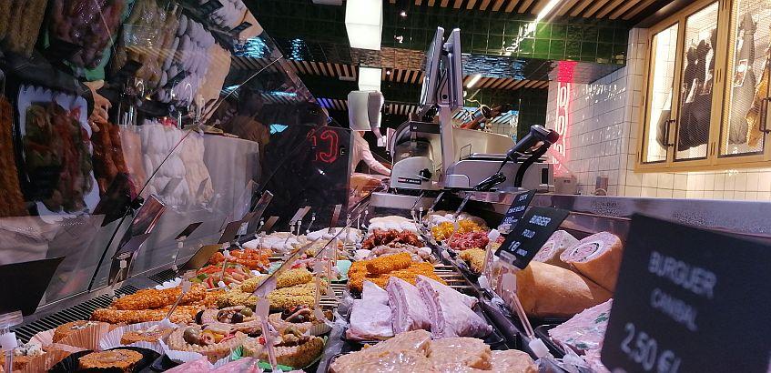 Tiendas de comida preparada de la provincia de Cádiz