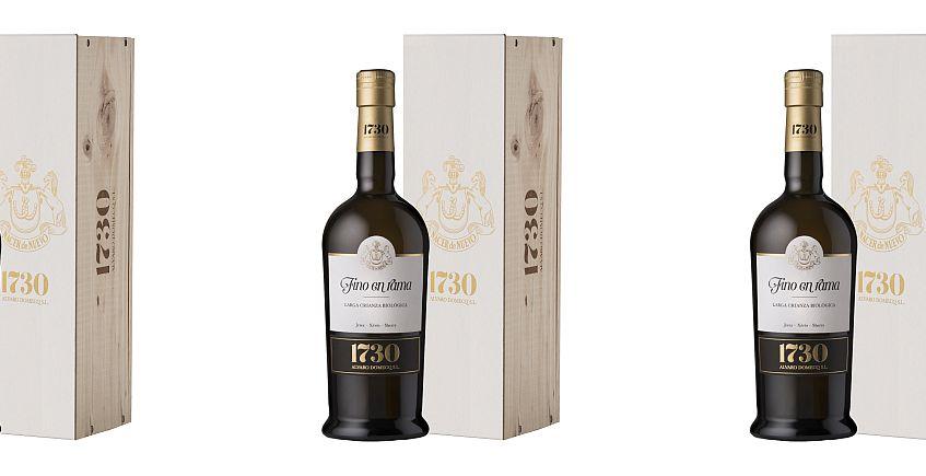 Alvaro Domecq lanza 1730 Fino en rama