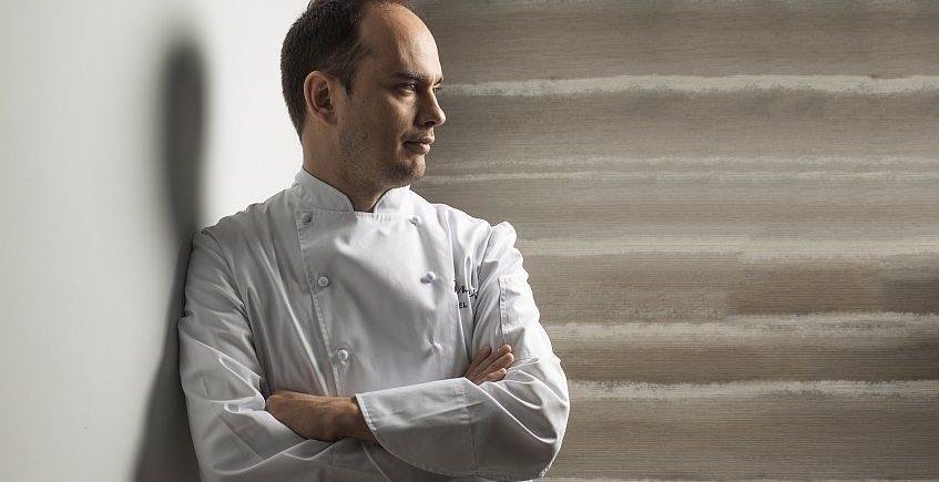 Israel Ramos Chef de Mantúa, Jerez , Cádiz