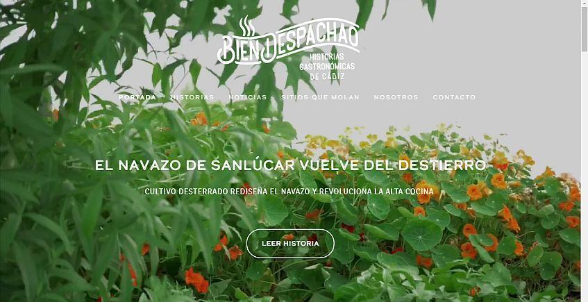 Nuevo blog gastronómico, premios y una visita