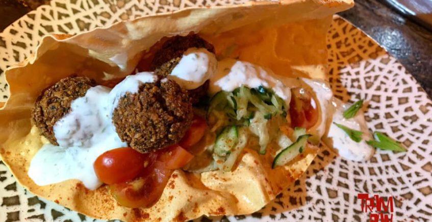 El falafel libanés de Trampantojo gana la Ruta de la tapa de Algeciras