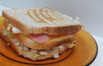Sandwich de pollo al estilo del wimpy El Telescopio