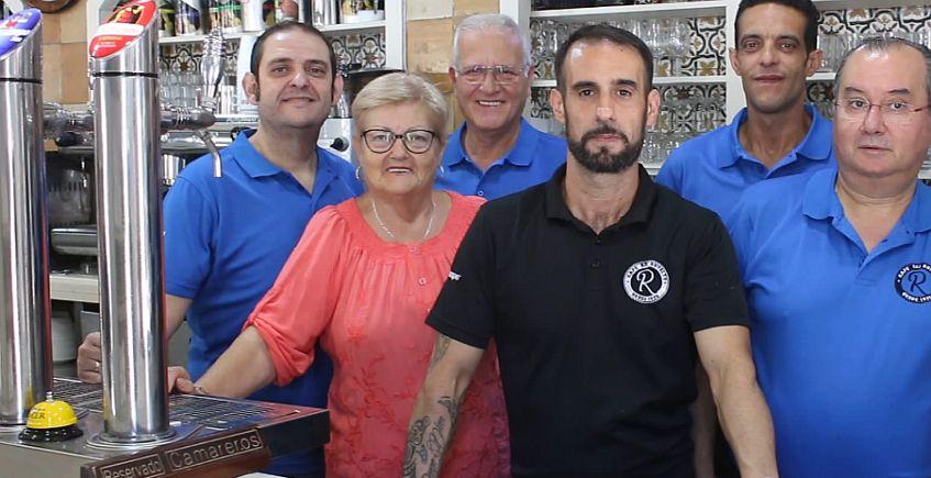 Los hosteleros de San Fernando homenajearán a Mari Paz Amador del Bar Royalty