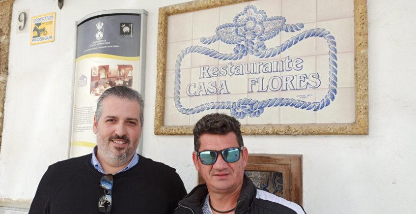 El mítico Casa Flores de El Puerto resucita de la mano de Alvaro Flores, hijo del fundador del establecimiento