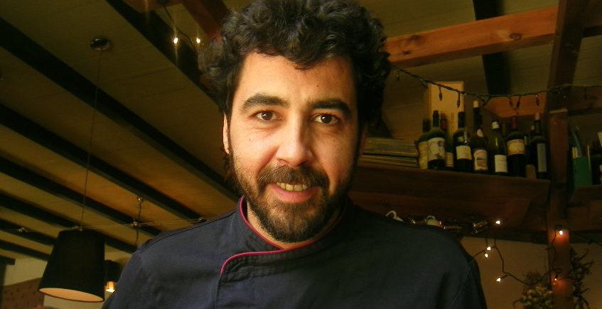 David Méndez de El Arriate abre el restaurante Berdó en Puerto Sherry